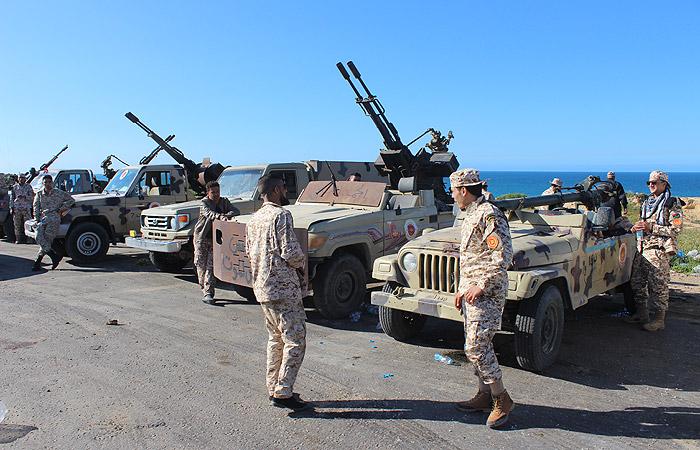 Ливийский премьер обвинил маршала Хафтара в предательстве