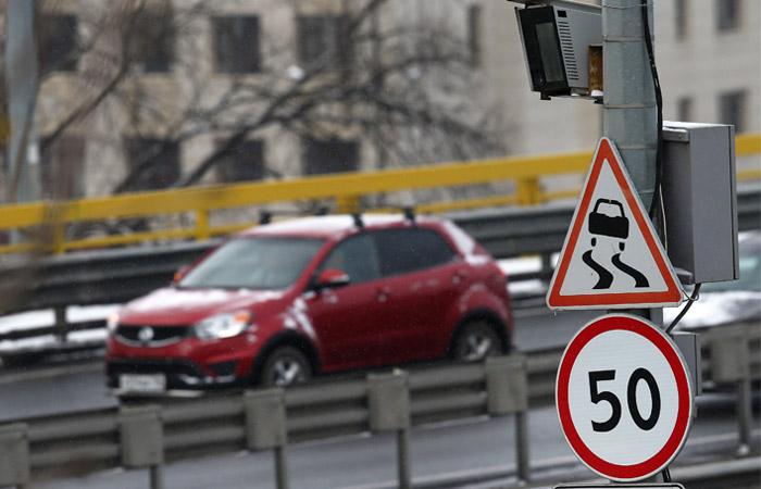 В ГИБДД предложили в шесть раз увеличить штраф за превышение скорости на 20-40 км/час