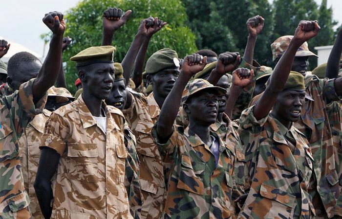 В Судане совершен военный переворот