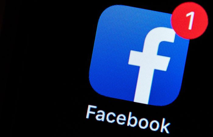 Facebook оштрафован в России на три тысячи рублей