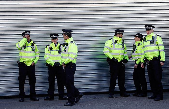 Стрельба произошла близ посольства Украины в Лондоне