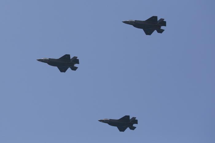 Израильские ВВС нанесли ракетный удар по сирийской территории