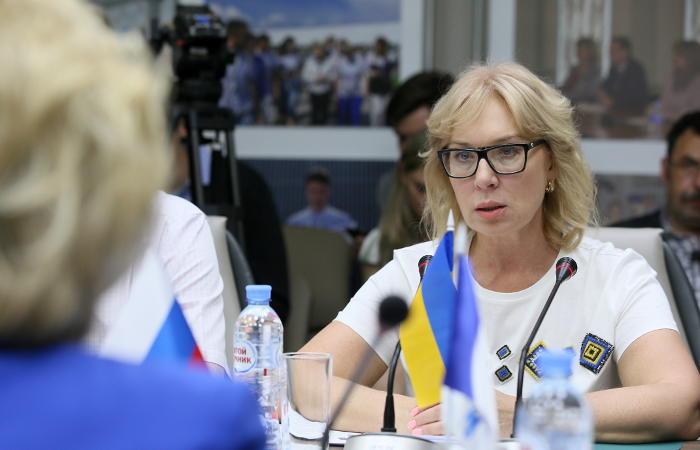 Украинский омбудсмен приедет на суд над моряками