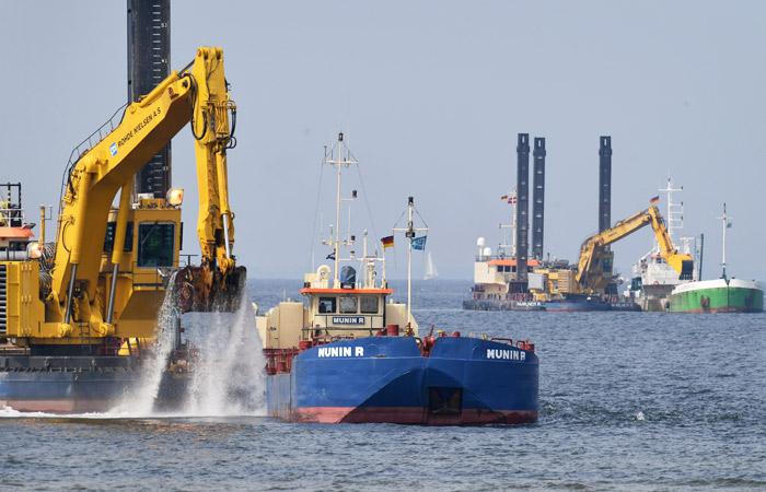 Компания Nord Stream 2 направила Дании третью заявку на маршрут газопровода