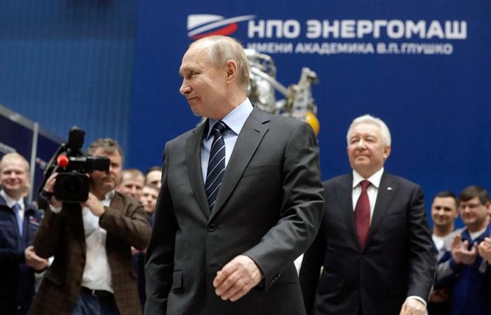Путин раскритиковал авторов космических проектов за необоснованность цен и сроков