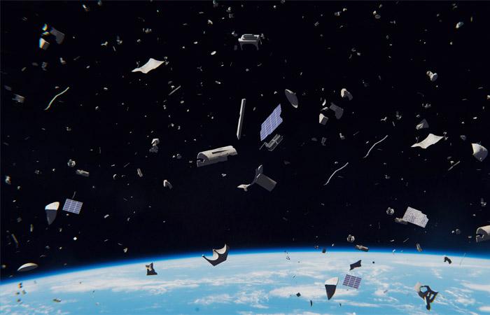 Ученые РАН предупредили, что на Земле может стать темнее из-за космического мусора