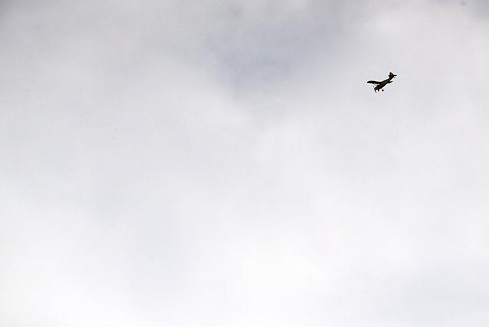 В Пскове принудительно посадили самолет, нарушивший границу РФ