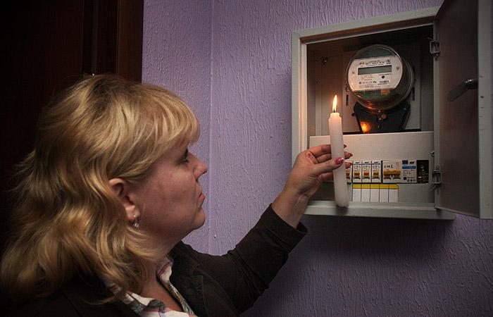 Более 120 тыс. человек остались без света в Ленинском районе Подмосковья