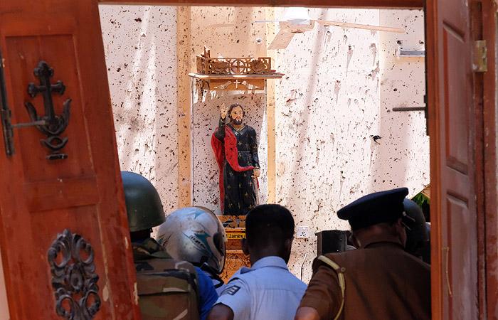 Россиянам на Шри-Ланке рекомендовали не покидать курортные зоны
