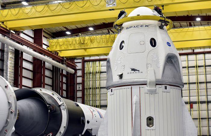 Space News рассказали о неполадках при испытаниях двигателей корабля Dragon-2