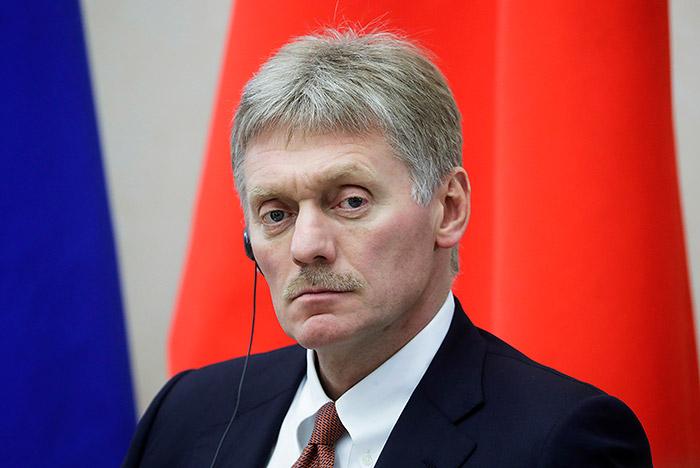 В Кремле сочли преждевременным направлять поздравления Зеленскому