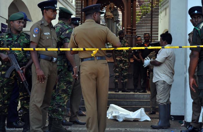 Число жертв терактов на Шри-Ланке выросло до 262 человек