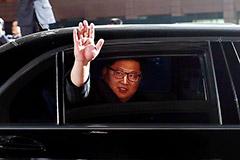 Лимузин Ким Чен Ына привезли во Владивосток