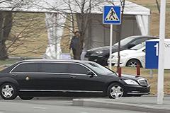 Въезд на вокзал Владивостока пришлось переделать для лимузина Ким Чен Ына
