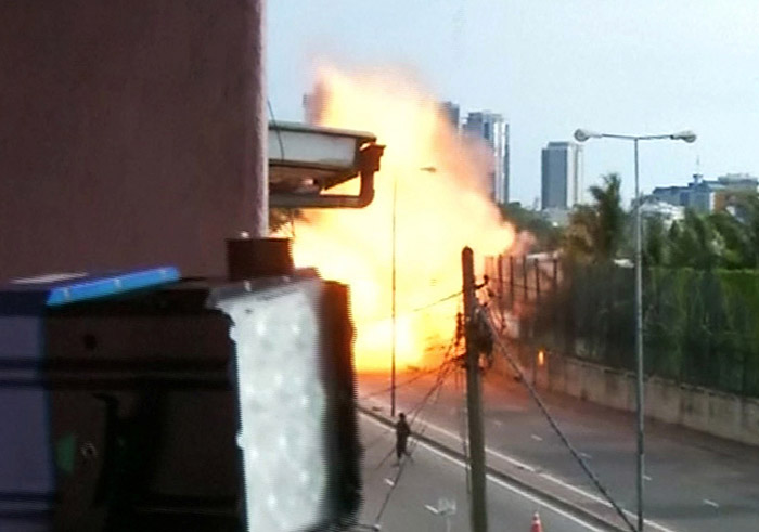 Теракты на Шри-Ланке стали ответом на атаки в мечетях Новой Зеландии
