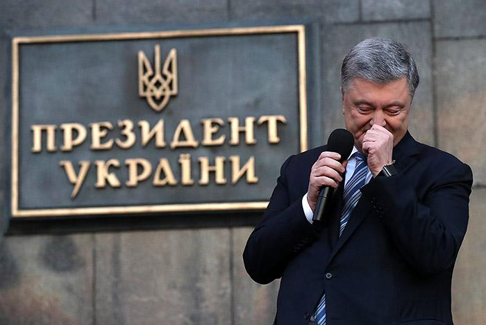 Порошенко обвинил РФ в подготовке аннексии Донбасса