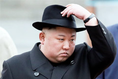 Ким Чен Ын приехал во Владивосток