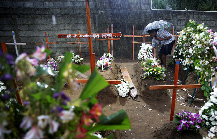 При подсчете числа жертв терактов на Шри-Ланке ошиблись на 100 человек