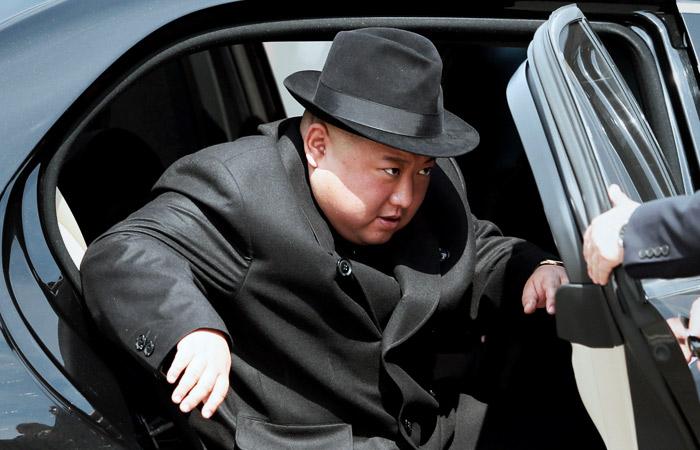 Бронепоезд с Ким Чен Ыном уехал из Владивостока