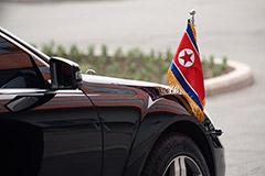 Daimler удивился наличию у Ким Чен Ына немецкого бронированного лимузина