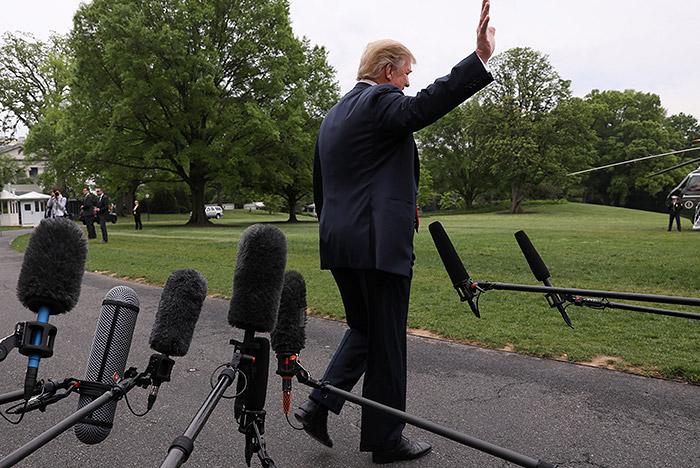 Трамп объявил о выходе США из международного договора о торговле оружием