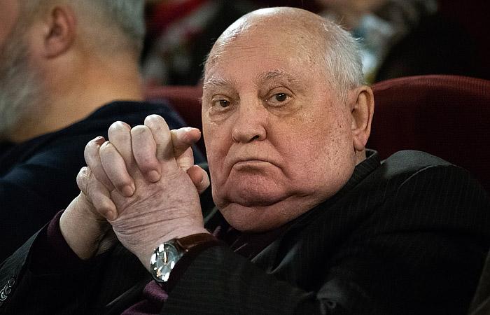КОЛЛЕГИЯ НАРОДНЫХ СУДЕЙ постановление о возбуждении уголовного дела в отношении Горбачёва