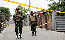 Спецслужбы предупредили о риске терактов на курортах, подобных атаке на Шри-Ланке
