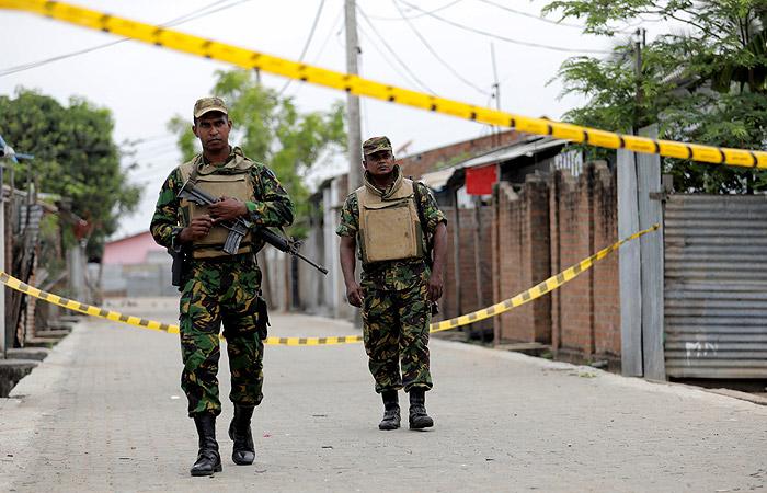 Спецслужбы предупредили о риске терактов на курортах подобных атаке на Шри-Ланке