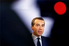 Экс-канцлера Австрии Керна назвали кандидатом на место в СД РЖД вместо Дворковича