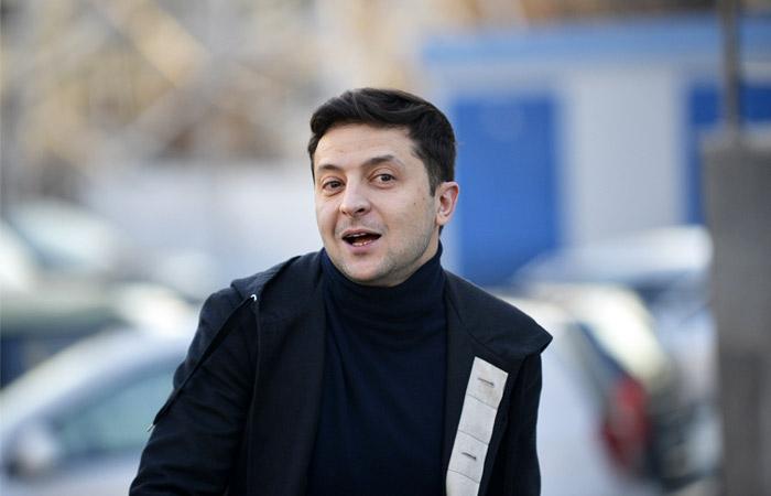 Зеленский вернулся на Украину после отдыха в Турции