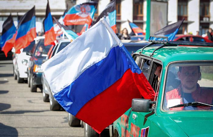 В МВД сообщили о желании 86% жителей Донбасса получить гражданство России