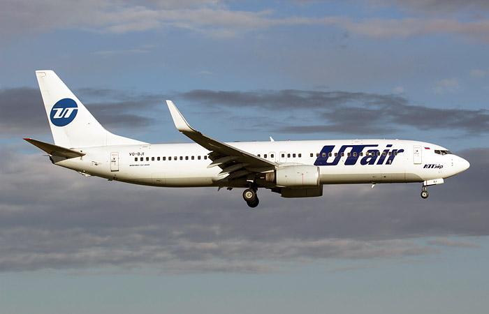 Авиакомпания Utair допустила риск прекращения полетов