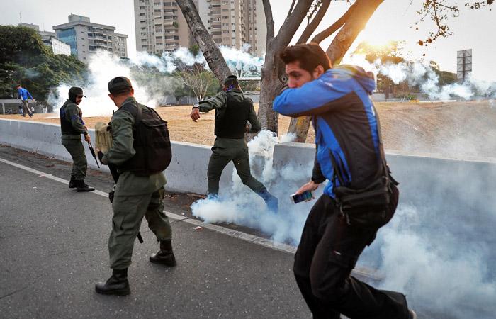 Власти Венесуэлы сообщили о попытке госпереворота
