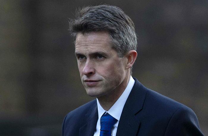 Мэй отстранила от должности министра обороны Британии Гэвина Уильямсона