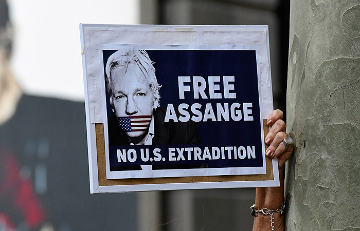 В ООН назвали приговор Ассанжу несоразмерным его преступлению