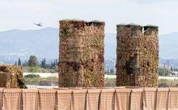 Боевики попытались обстрелять авиабазу Хмеймим в Сирии