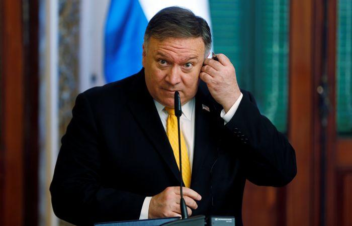 Помпео заявил, что РФ контролирует органы власти и политику Венесуэлы