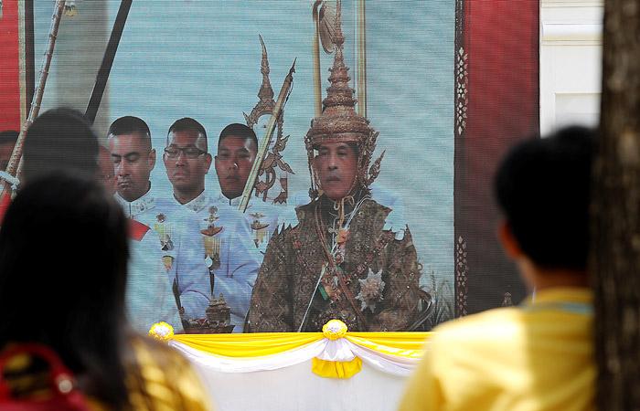 В Таиланде короновали нового монарха впервые за почти 70 лет