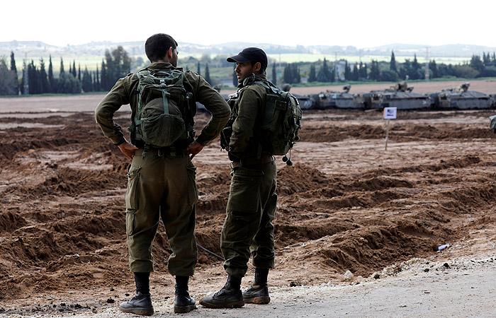 Нетаньяху отдал приказ о массированных ударах по палестинским боевикам