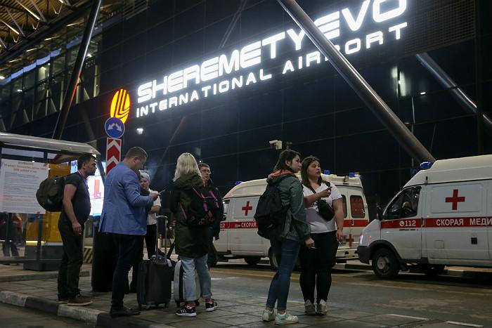 """Авиакатастрофа Superjet в """"Шереметьево"""". Обобщение"""