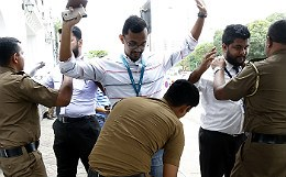 Власти Шри-Ланки призвали жителей сдать ножи