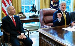 Вице-премьер Китая сократил визит в США после заявления Трампа о новых тарифах