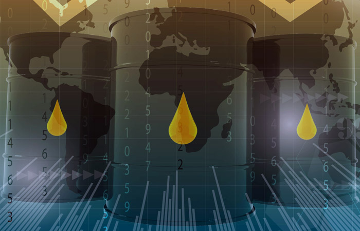Нефть Brent резко подешевела до $69,4 за баррель