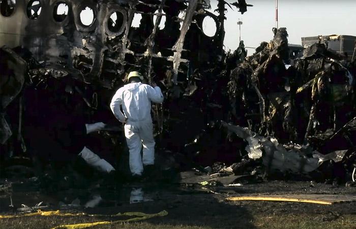 """Экипаж сгоревшего в """"Шереметьево"""" самолета рассказал об обстоятельствах катастрофы"""