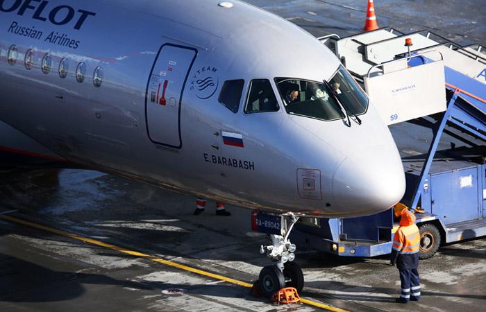 Минтранс не увидел оснований для приостановки полетов Superjet 100