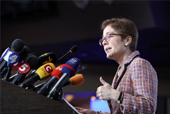 США решили отозвать посла на Украине Мари Йованович