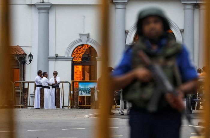 Полиция Шри-Ланки объявила об аресте или ликвидации всех причастных к терактам