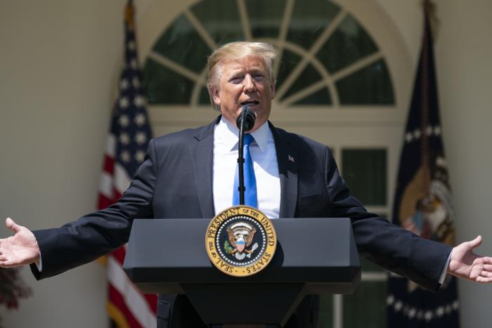 Минфин США отказал Конгрессу в доступе к налоговым декларациям Трампа