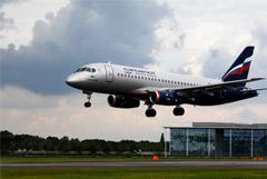 """""""Аэрофлот"""" за день отменил пять рейсов c SSJ-100"""