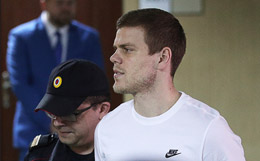 Мамаев и Кокорин получили реальные сроки за драки в Москве